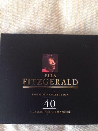 Ella Fitzgerald. Recopilatorio