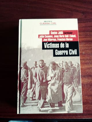 Libro Victimas Guerra Civil