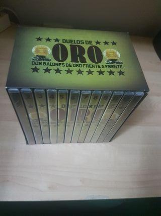 colección Dvd Duelos de oro