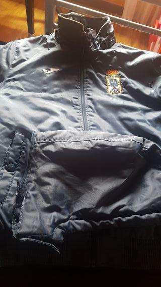 cazadora Real Oviedo