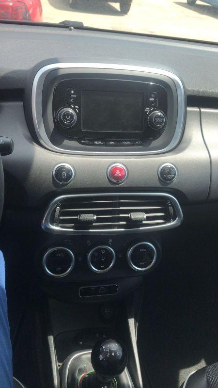 Fiat 500X CROSS- techo 1.6 120cv diesel