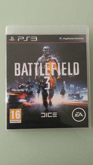 BATTLEFIELD 3 Juego PS3 Pal España