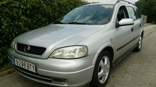 Opel Astra 2002 caravan