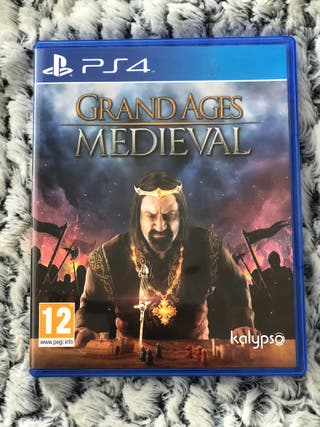 PS4 Grand Ages Medieval