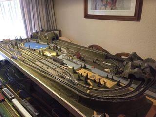 maqueta trenes