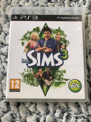 PS3 Los Sims