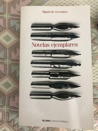 Novelas ejemplares, Cervantes