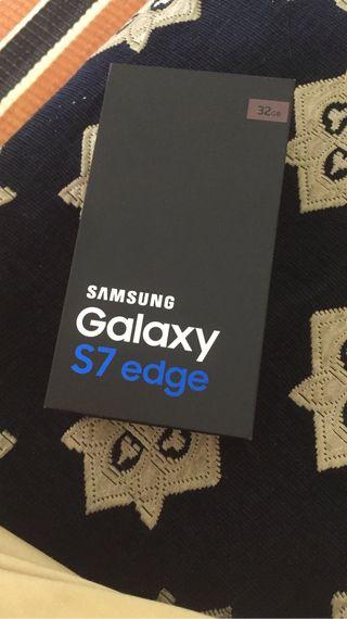 Samsung galaxy s7 edge libre de 32 GB