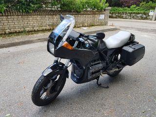 Moto BMW K75 SS