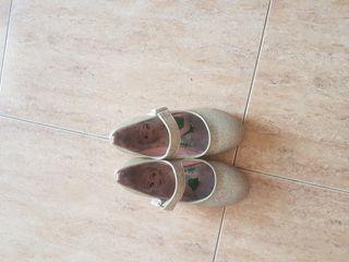 Zapatos niña frozen no.30