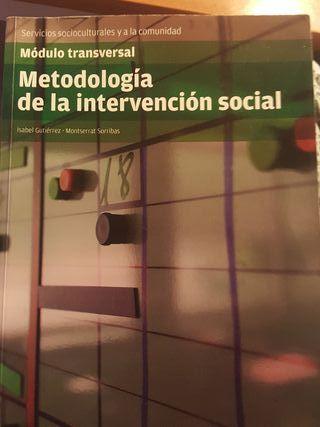 Libro Integración Social. Metodologia intervencion