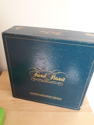 Trivial Pursuit edición inglesa
