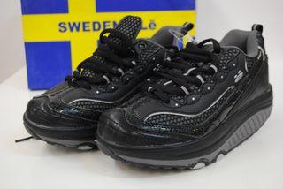 "Zapato ""Sweden KLë"", Fitness ne, sin est, talla 35"