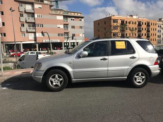 Mercedes ml 270 en buen estado
