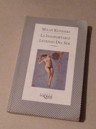 libro de Milan Kundera
