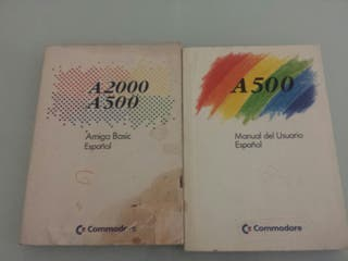 PACK LIBROS COMMODORE 64
