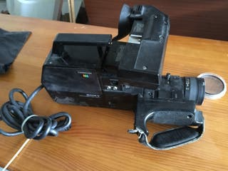 Camara de video antigüa