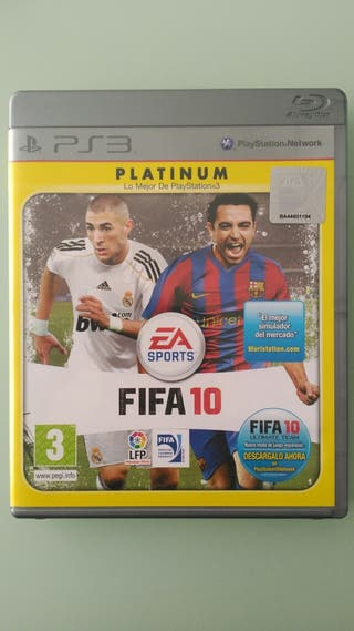 FIFA 10 Juego PS3. NUEVO