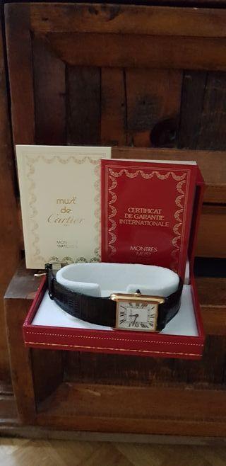 Reloj Cartier Tank Americaine