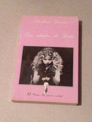 libro Las edades de Lulú