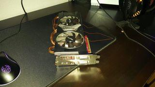 Tarjeta grafica AMD HD6870