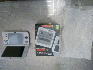 Nintendo 3ds Edición SNES