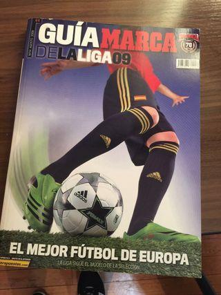 Guia Liga 2008-2009