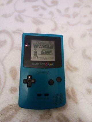 Game Boy Color (Verdemar)
