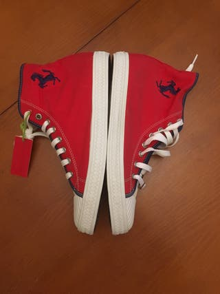Zapatos ferrari sin estrenar