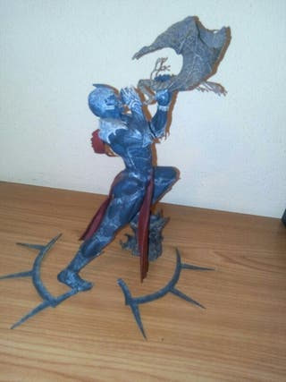 Figura spawn de los comics other worlds