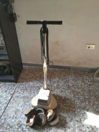 Maquina pulidora y abrillantadora de segunda mano por 60 en cartagena en wallapop - Maquina pulidora suelos ...
