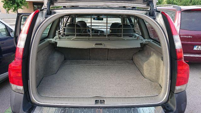Volvo XC70 Cross Country 2.4, 210cv Etiq-B 7plazas