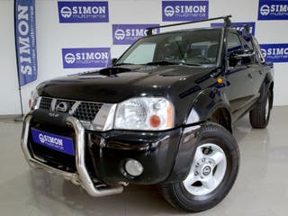 Nissan Pick-up 4X4 DOBLE CABINA AÑO 2004