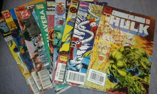 COMICS MARVEL