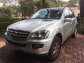 Mercedes ml350 a gasolina o glp