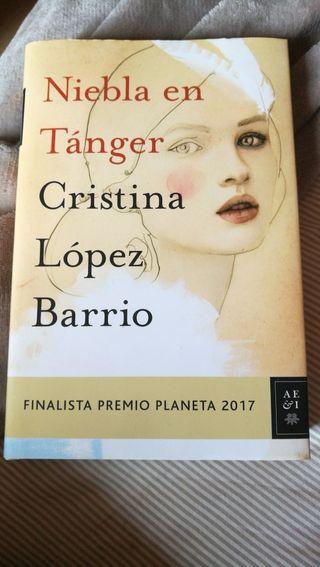 Libro Niebla en Tanger. de Tapa dura