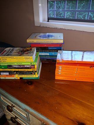 Libros de Lectura Insti y Cole