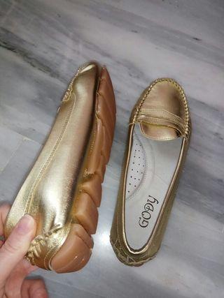 zapatos mocasines nuevos mujer