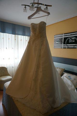 vestido de novia de segunda mano en la provincia de valladolid en