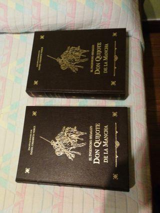 Libros don quijote de la mancha