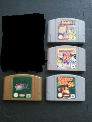 Juegos Nintendo 64