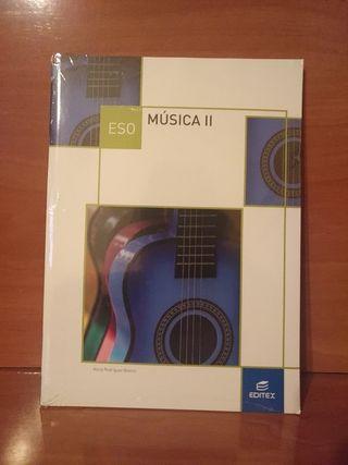 libro musica nuevo , 2 de la E.S.O ,