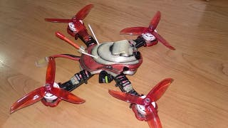 Dron RACER Marca Space One 220X