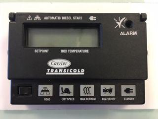 Panel original mando control carrier supra