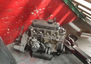 Motor Mini Cooper 1000cc + caja de cambios