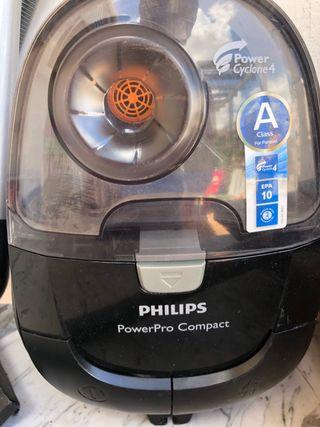 Aspirador philips