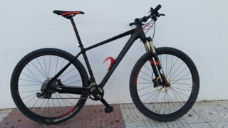 Bicicleta mtb 29. Cube reaction gtc sl