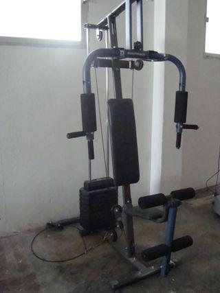 maquina de pesas