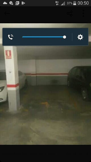 Plaza de garage. Zona Ambulatorio nuevo