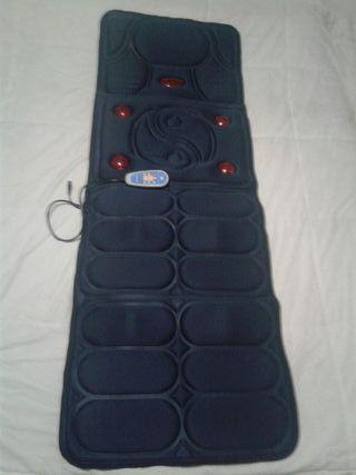 colchón masajes
